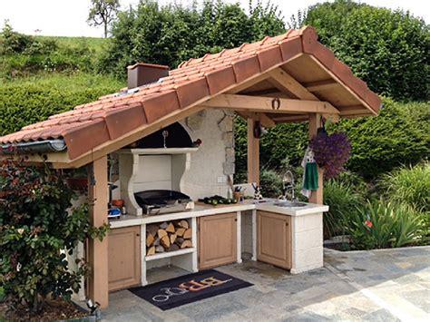cuisine d ete pool house