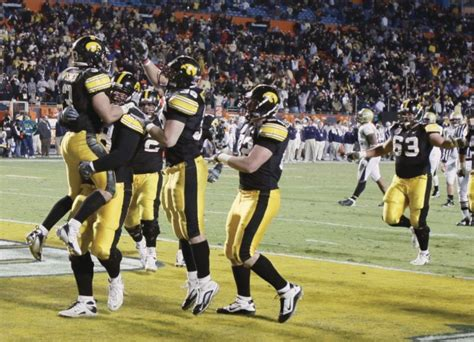 Iowa Records Iowa Hawkeyes Bowl Recaps And Records Iowa Hawkeyes Football