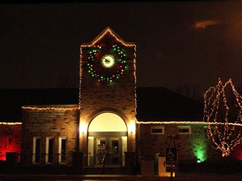 places to look at christmas lights near me 5 places to view holiday lights fenton mo patch