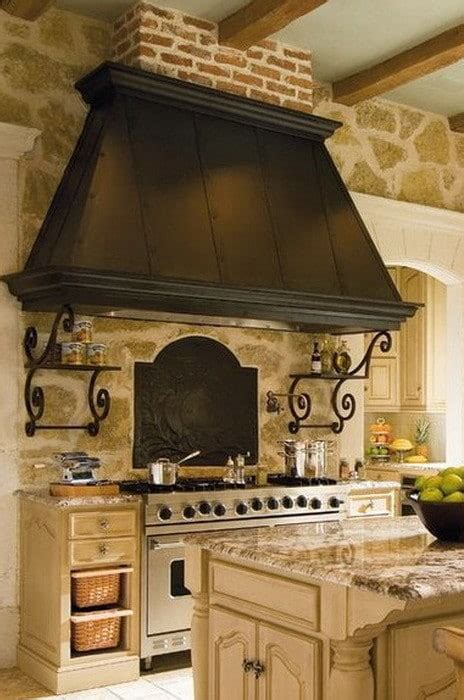 Kitchen Vent Designs 40 Kitchen Vent Range Hood Designs And Ideas
