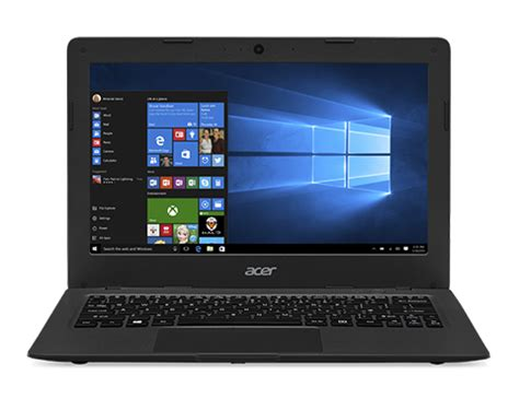 Laptop Acer Aspire One Cloudbook aspire one cloudbook laptops made for the cloud acer