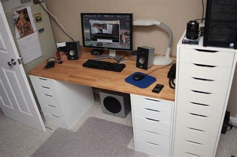 ikea cabinet desk 42 best images about electronics workbench on pinterest