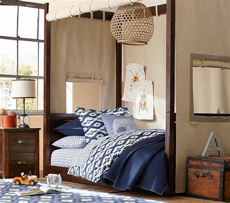 pottery barn kids bedroom set sawyer canopy bedroom set pottery barn kids