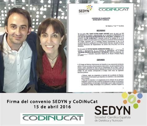 convenio de utedyc 2016 newhairstylesformen2014com convenio de colaboraci 243 n con codinucat sedyn