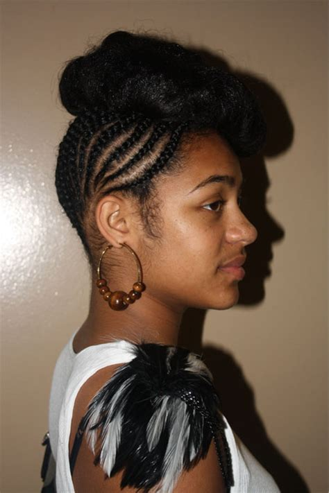 plaited hairstyles for black women 2013 26 ideal braid hairstyles for black women creativefan