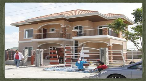 2 storey house design philippines small 2 storey house