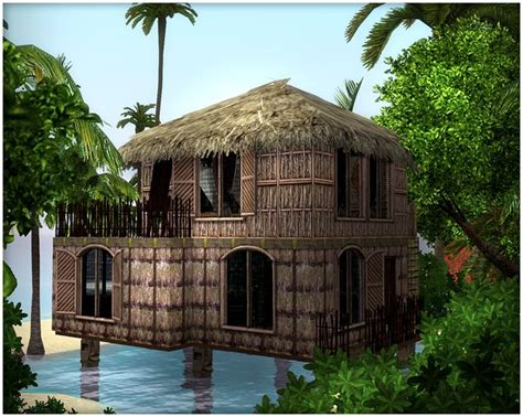 tiki house tiki house house from my island waikiki i think it s