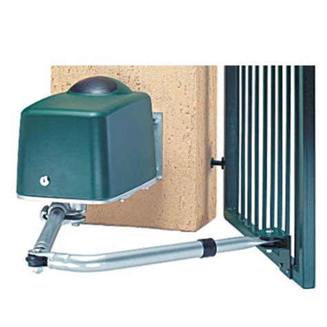 swing gate motor audio intercoms regal security