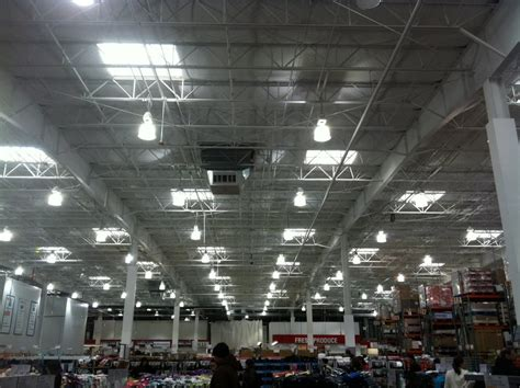 Costco Ceiling the ceiling lights of costco yelp