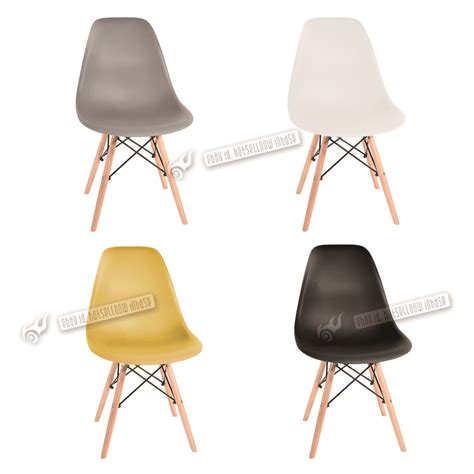 Dining Room Chairs Eiffel Wooden Chair Eiffel Retro Lounge Dining Room Set Table