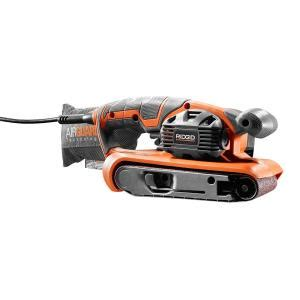ridgid 3 in x 18 in heavy duty variable speed belt