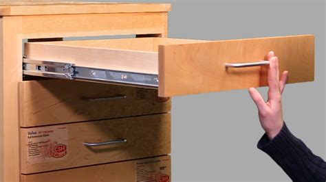 how to install kitchen cabinet drawer slides how to choose the right cabinet drawer slide video cs