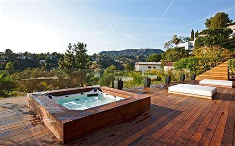 idromassaggio giardino vasche idromassaggio da esterno piscina fai da te