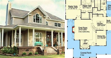 farmhouse layout get inspired by these 6 farmhouse layouts