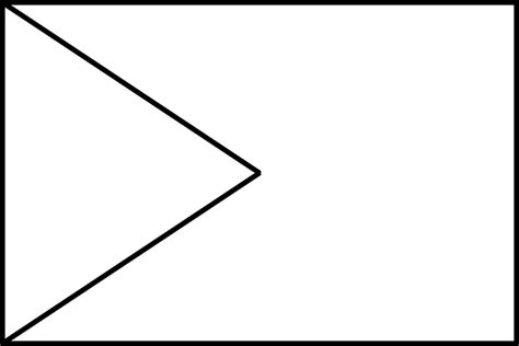 blank pennant template free pictures blank 368 images found
