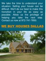 we buy houses dallas ppt how to sell a house quickly powerpoint presentation id 7516114