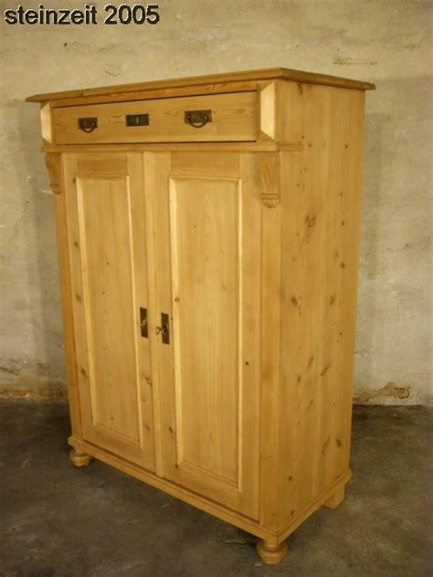 schrank um 1900 vertiko jugendstil schrank antik weichholz restauriert um