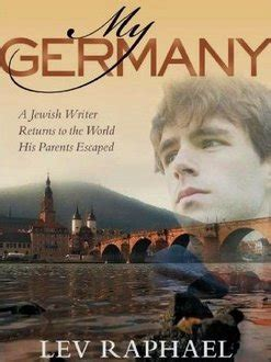 raphael books author lev raphael of holocaust survivors to visit
