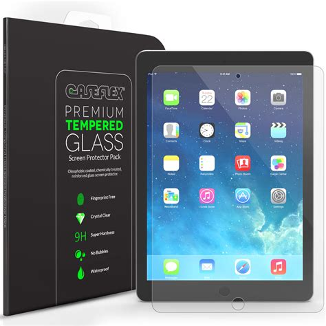 Tempered Glass New Air caseflex air and air 2 tempered glass screen prote