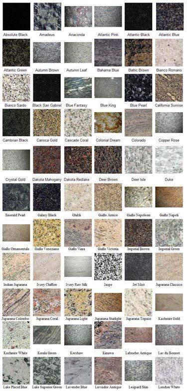 granite color names best 25 granite colors ideas on kitchen