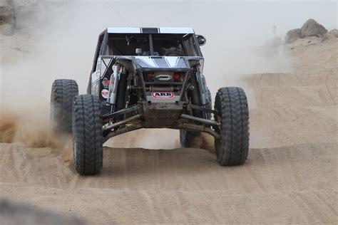 rally truck suspension 100 rally truck racing bj baldwin hits the sand