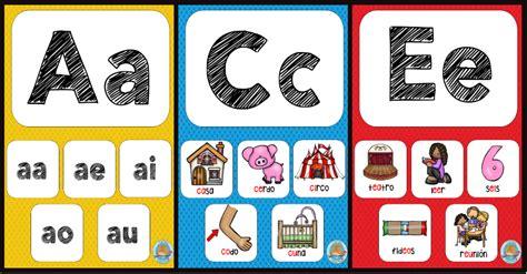 manipulativo did 225 ctico para aprender las vocales y las silabas concepto primaria imagenes s 237 labas el rinc