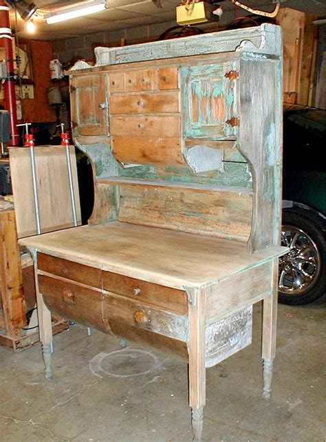 Bakers Cabinet Restored Collectors Weekly