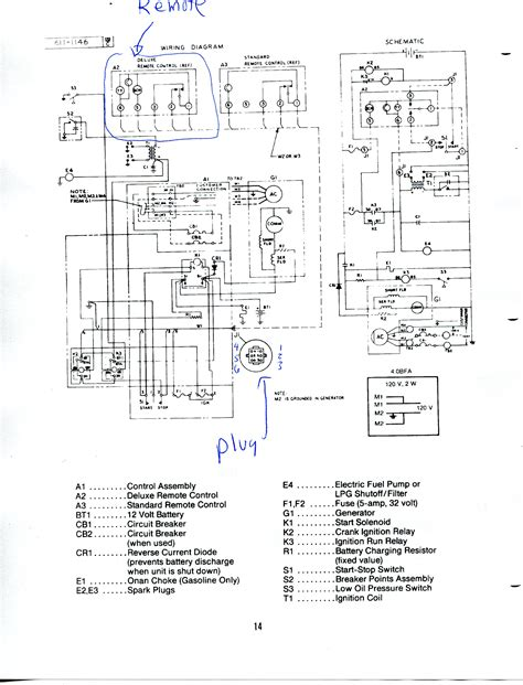 onan rv generator remote wiring diagram wiring diagram website