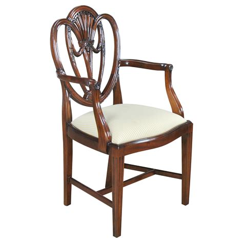 Clover Chair by Home Furniture Dining Room Chairs Clover Back Arm