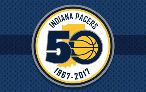 Indiana Pacers pacers 50th season indiana pacers