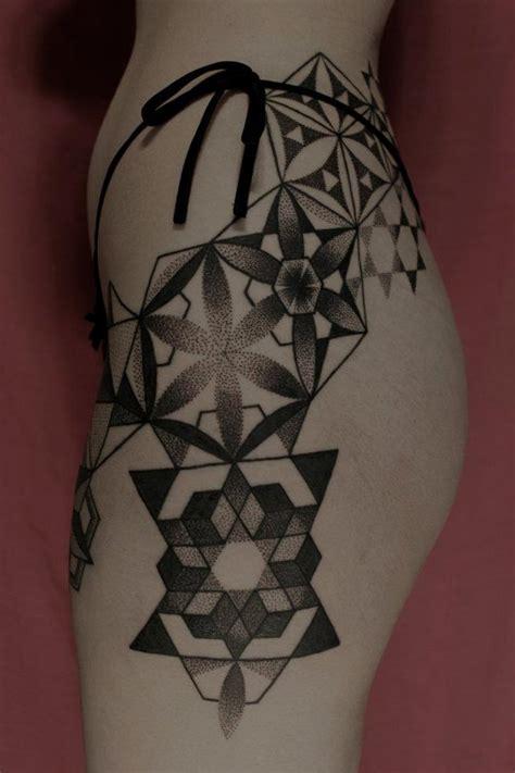 geometric tattoo artists nyc kenji alucky tattoo artist the vandallist