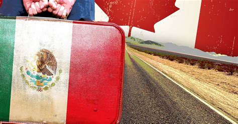 Canadian Criminal Record Travel To Mexico Borderland Beat Mexicans Criminals Choosing Canada Entry Instead Of U S