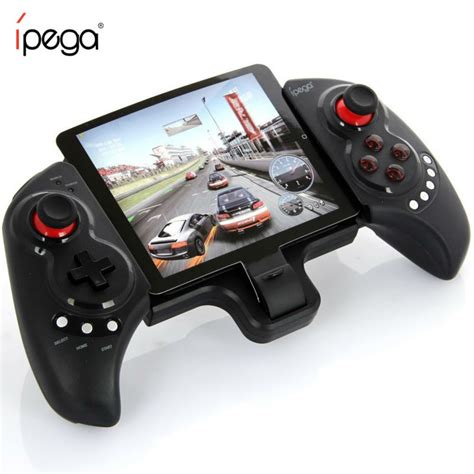 gamepad android ipega pg 9023 pg 9023 wireless bluetooth gamepad android telescopic controller joystick for