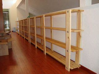 Bookshelf Plans Bookshelves And Garage Shelf On Pinterest Cheap Sturdy Bookshelves