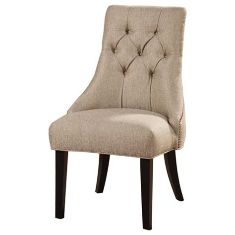 Beige Accent Chair Accent Seating Tufted Chair Beige