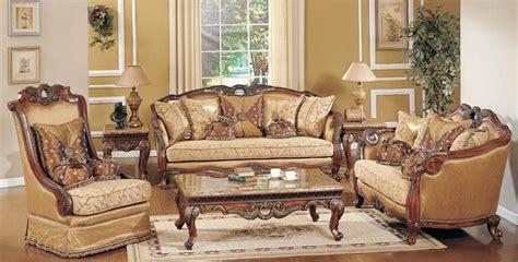 formal living room sofa traditional formal living room sofa set medium cherry