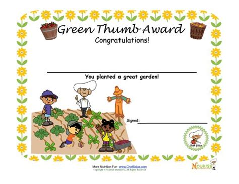 161 best images about green thumb on pinterest tomatoes gardening green thumb award for children