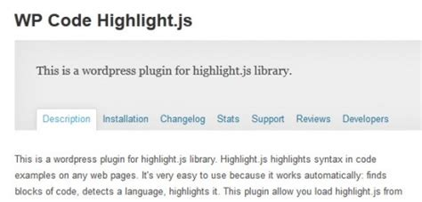 wordpress theme editor code highlight top 10 cool source code plugins for wordpress themeleopard