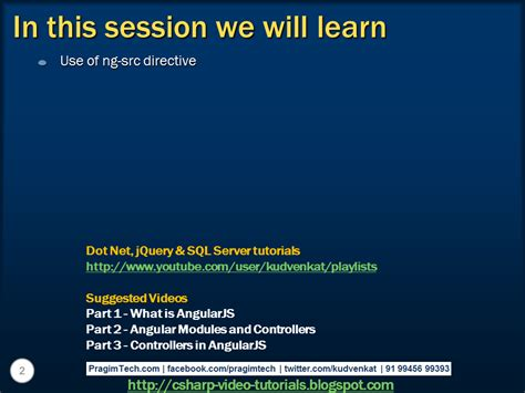 javascript tutorial venkat sql server net and c video tutorial angularjs ng src