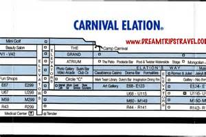 disney cruise line deck plan for the dream and fantasy carnival cruise cabins floor plans cruise home plans ideas