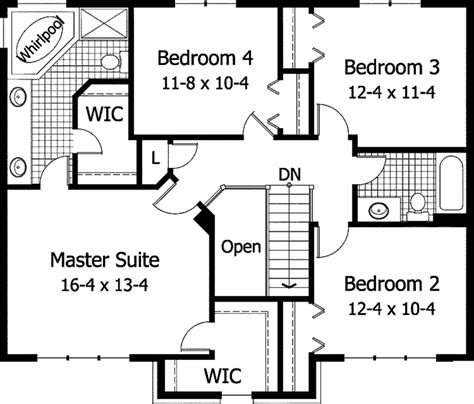 2300 square feet 3 bedrooms 4 189 batrooms 2 parking space colonial style house plan 4 beds 2 5 baths 2300 sq ft