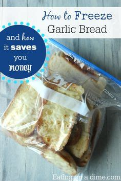 Simple Tip Refreshing Day Bread by Freezing Bread Dough And Other Baked Goods On