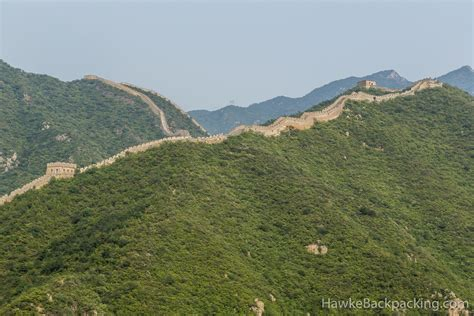 great wall of china sections huanghuacheng section great wall of china