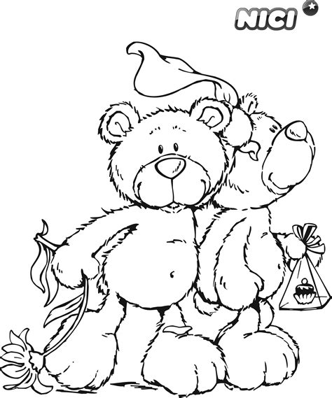 Nici Coloring Pages