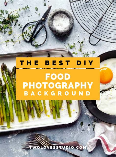 Your 5 Step Guide To Traditional Foods by How To Guide The Best Diy Food Photography Backdrop