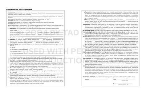 illustration contract business  illustration