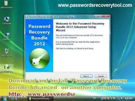 reset password vista basic recover windows vista admin password works for vista