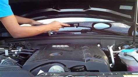 Audi A4 Avant Batterie Ausbauen by Batterie Audi