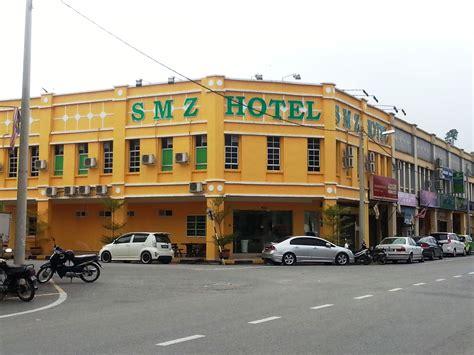 Batu Bandar Perak diari si ketam batu hotel di bandar gerik perak