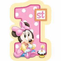 Baby Minnie Mouse 1st Birthday Favors baby minnie mouse 1st birthday invitations birthday